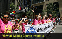 Middle Church Events